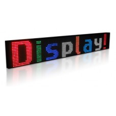 LED panel 15-color R20 (228x36 cm)