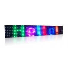 LED panel 15-color R30 (152x28 cm)
