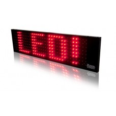 LED panel 1-color (100x25 cm)