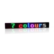 LED panel 15-color R30 (202x28 cm)