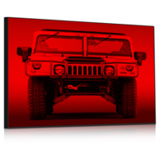 LED panel 1-color GR SMD (132x132 cm)
