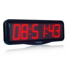 LED hodiny PRESTIGE LINE2 (výška číslic 10 cm)
