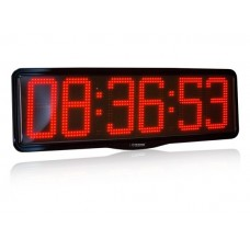LED hodiny PRESTIGE LINE2 (výška číslic 20 cm)