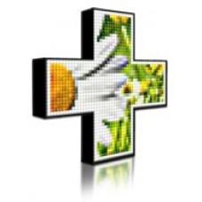 Lekárenský kríž plnofarebný JEDNOSTRANNÝ (100cm)